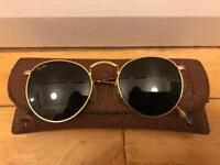 Ray Ban round style sunglasses
