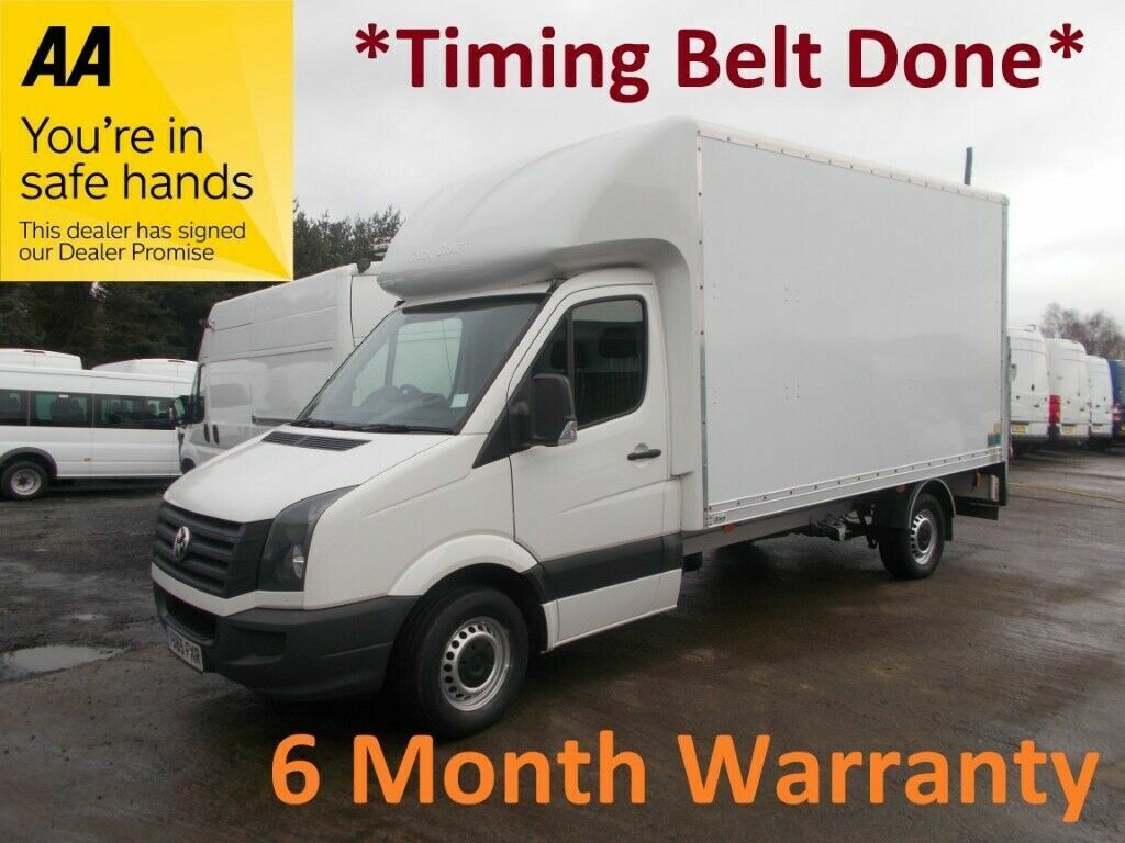 47e90f7dda Volkswagen Crafter LUTON 35 2.0 TDI 109 LWB  Lease Co Direct ...