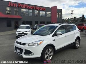 2016 Ford Escape SE w/navi, rear cam, heat seats