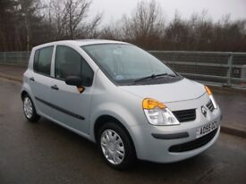 ** ONLY 52,000 MILES RENAULT MODUS 1149cc FULL SERVICE HISTORY