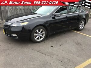 2012 Acura TL Heated Seats, Dual Climate Control, Sunroof,