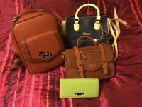 women's bags for sale all in one £10