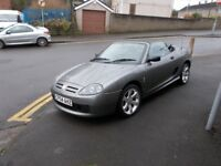 Mg TF 1.6 24000 MILES FROM NEW ONE FORMER KEEPER SUPERB CAR