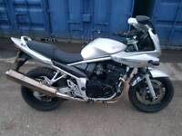 Suzuki gsf 600 s bandit 5000 miles from new