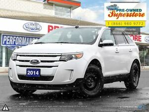 2014 Ford Edge SEL *** Snow tires included, NAV, leather ****
