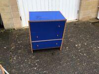 Ikea chest of drawers - children