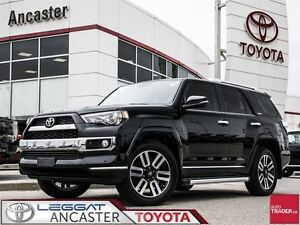2016 Toyota 4Runner LIMITED 7 PASSENGER ONLY 34503 KMS!!