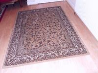 LARGE THICK RUG (120 X 160 CMS)