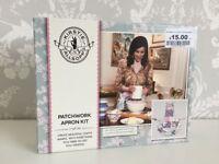 Kirstie Allsopp Patchwork Apron Kit