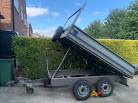 8x5 tipping trailer