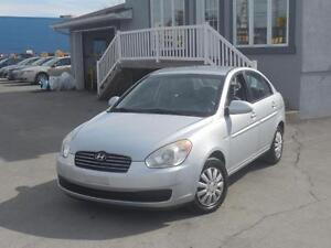 2007 Hyundai Accent GL ++RÉTABLISSEZ VOTRE CRÉDIT++