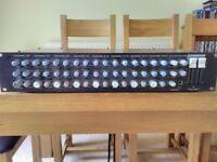 Samson PL1602 16 channel rack mixer