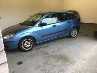 Ford Focus Diesel 53 plate spares/ repair