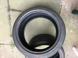 Tyres for sale.