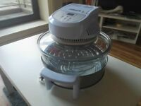 Digital Halogen oven - 2 months old