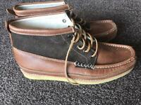 Brand new Lyle and Scott boots size