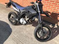 Yamaha WR125 2013