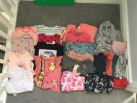 Baby girl bundle 18-24 months H&M Zara M&S Tu