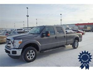 2014 Ford Super Duty F-250 XLT, 62,211 KMs, 6.2L V8 Gasoline