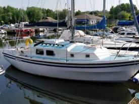 Westerly Centaur Sailing Yacht