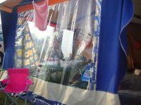 Raclet Flores 230 Trailer Tent