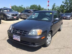 2006 Hyundai Accent GS l LOW PRICE FOR LOW KMS