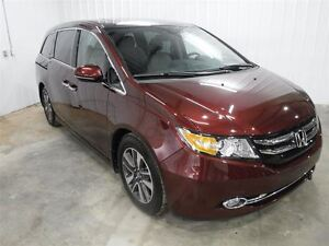 2016 Honda Odyssey Touring DVD Power Doors HondaVAC