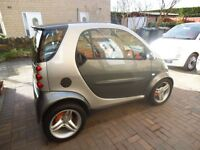 smart fortwo passion 698cc 54 reg