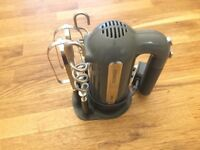 Kenwood kMix HM794 Metal Hand Mixer - Grey. Like New
