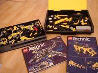 Technic Lego Set