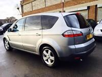 FORD S MAX Titanium Panoramic Roof Automatic Panaromic Roof+Heated 7 Seats Swap Px welcome
