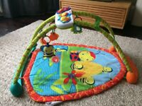 Bright start Musical baby gym which turns into an activity table