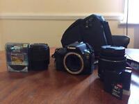 Canon 100d DSLR Camera