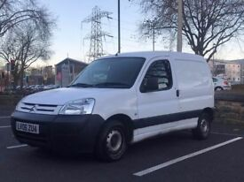 CITREON BERLINGO 1.9 DIESEL (06 REG)**£1299*CHEAP VAN TO RUN*LOW MILES*LONG MOT*PX WELCOME*DELIVERY