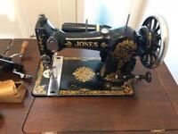 Jones Family CS Sewing Machine