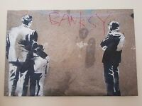 Banksy Critical look on Graffiti