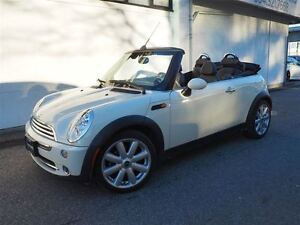 2008 MINI Cooper Convertible w/ only 45000kms!!