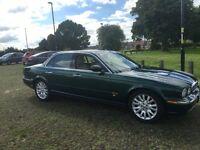 Jaguar xj8 x350 stunning condition fsh