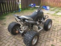 QUADZILLA PROSHARK 100cc RACING QUAD