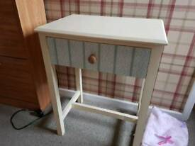 Lamp table bedside
