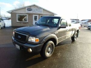 2009 Ford Ranger Sport Automatic Extended Cab Air