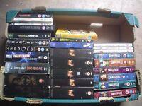BOX SETS OF DVD'S