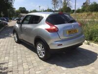 Nissan Juke top of the range only £5895