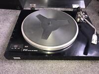 VINTAGE Sansui turntable/ tuner/ amplifier