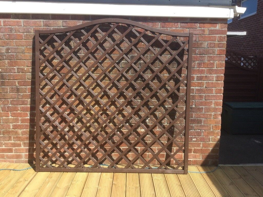 Garden Trellis Panel | in Plymouth, Devon | Gumtree