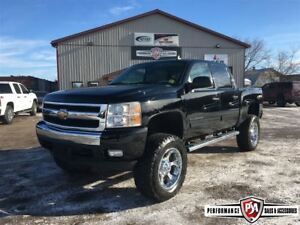 2010 Chevrolet Silverado 1500 LT R/C LIFT WHEEL TIRE PACKAGE!