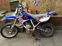 Yz85 sale or swap gold chain
