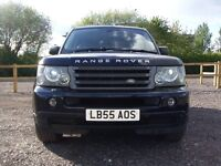 *** Range Rover Sport 2.7 TDV6 HSE - Auto - FSH*** VERY TIDY EARLY EXAMPLE *** GRAB A BARGAIN ***