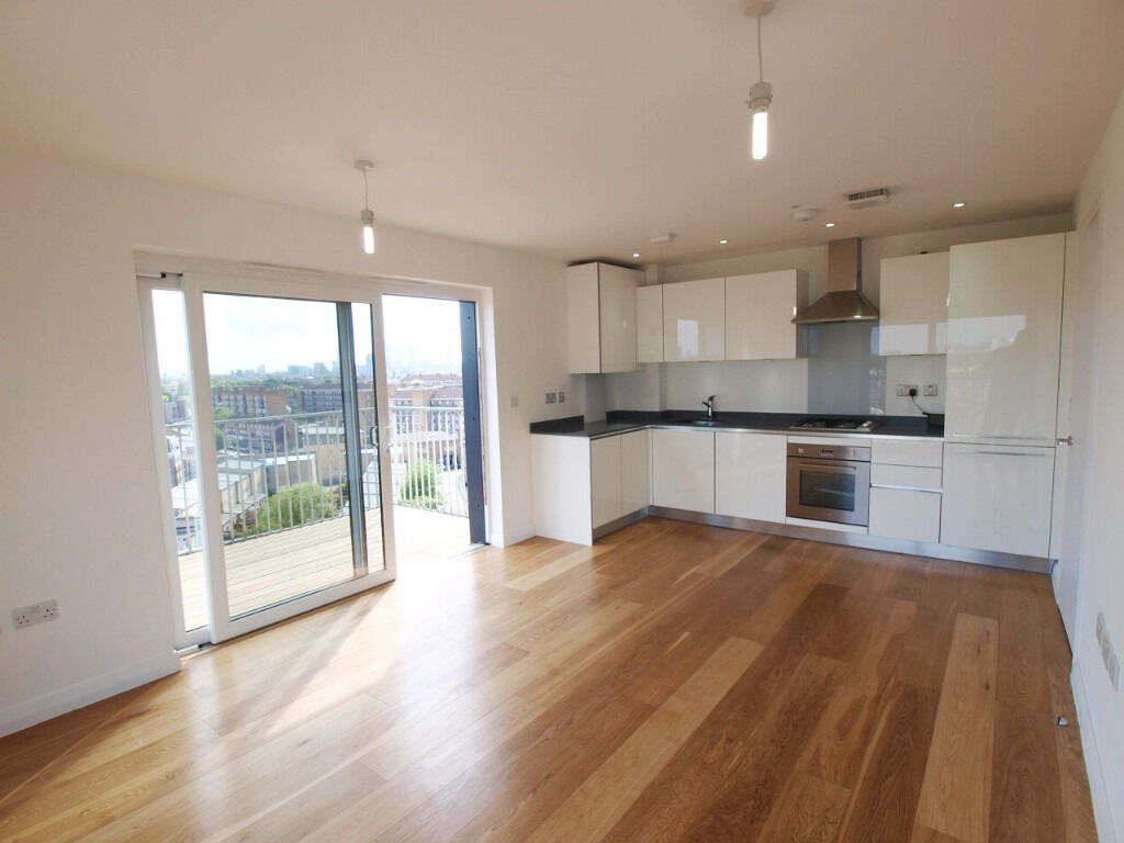 Beautiful 2 Double Bed Penthouse in the Heart of Hackney Close to Hackney Central & Tube Overground