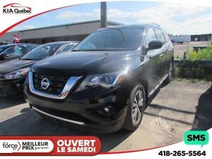 2018 Nissan Pathfinder SV* TECH* AWD* GPS* BIZONE* 7 PLACES*